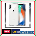 COVER CUSTODIA MORBIDA TRASPARENTE  TPU APPLE IPHONE XS X S MAX SILICONE