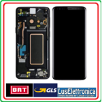 DISPLAY LCD ORIGINALE SAMSUNG S9 PLUS + G965F NERO GH97-21691A GH97-21692A