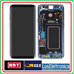 DISPLAY LCD ORIGINALE SAMSUNG S9 PLUS + G965F BLUE GH97-21691D GH97-21692D