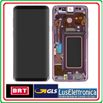 DISPLAY LCD ORIGINALE SAMSUNG S9 PLUS + G965F GREY  GH97-21691C GH97-21692C