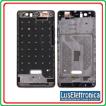 FRAME CENTRALE HUAWEI ASCEND P9 LITE CHASSIS LCD TELAIO CENTRALE NERO BLACK