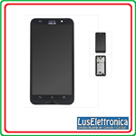 DISPLAY ASUS ZENFONE 2 LCD COMPLETO DI FRAME ZE550ML NERO