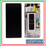 DISPLAY LCD ORIGINALE SAMSUNG N950F GALAXY NOTE 8 GOLD GH97-21065D