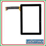 TOUCH SCREEN VETRO ASUS MEMO PAD 10 ME102A K00F COLORE NERO BLACK