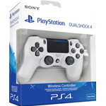 SONY CONTROLLER DUALSHOCK V2 PS4 PLAYSTATION 4 NUOVO WIRELESS WHITE