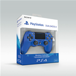 SONY CONTROLLER DUALSHOCK V2 PS4 PLAYSTATION 4 NUOVO WIRELESS BLU