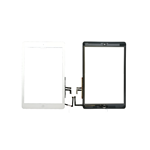 TOUCH SCREEN APPLE IPAD 9.7 2018 A1893 A1953 A1954 VETRO BIANCO + TASTO HOME