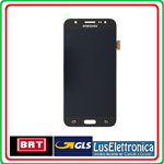 DISPLAY LCD +TOUCH SCREEN ORIGINALE SAMSUNG GALAXY J5 SM-J500F COLORE NERO ORIGINALE