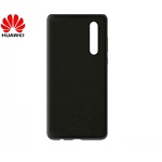 CUSTODIA SILICON CASE TPU PER HUAWEI P 30 COVER POSTEIRORE COLORE NERO BLACK