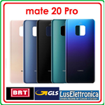 HUAWEI MATE 20 PRO BACK COVER VETRO POSTERIORE GREEN VERDE